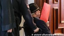 Hamburg Prozess gegen ehemaligen SS-Wachmann