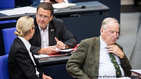 Γερμανία: Καθαίρεση του ακροδεξιού προέδρου της επιτροπής Δικαιοσύνης