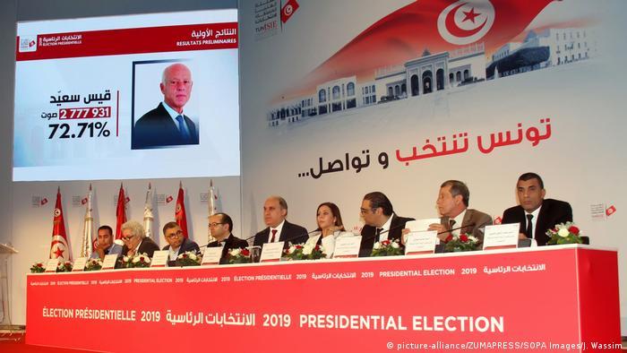 Tunesien Präsidentenwahl