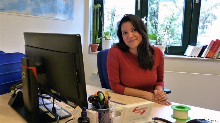 Socijalna radnica Marija Hoze Guilen Ramirez: