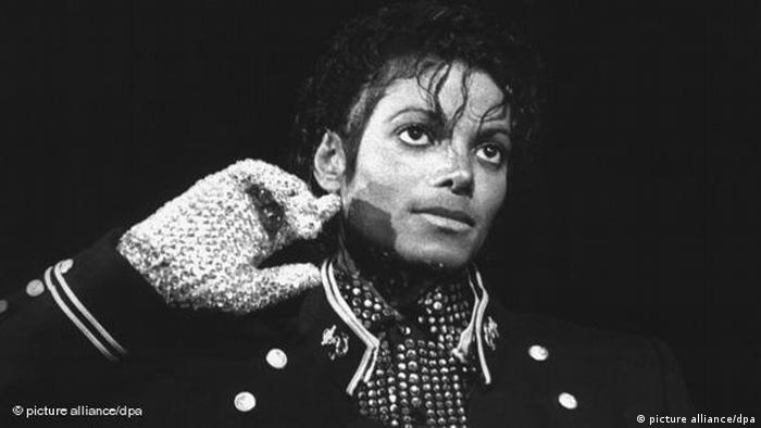 Майкл Джексон в 1984 году