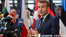 Belgien Brüssel EU Gipfel | Emmanuel Macron