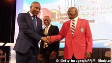 Botsuana Parlamentswahlen