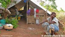 Flüchtlingslager Migrantenlager Burundi Flash-Galerie