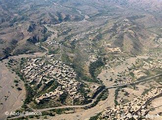 Kawasan Waziristan, Pakistan