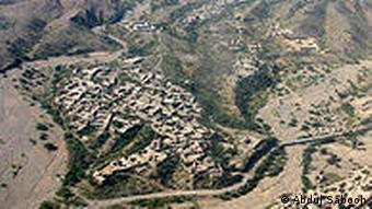An Ariel view of Waziristan