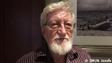 Joseph Hanlon britischer Forscher in Mosambik