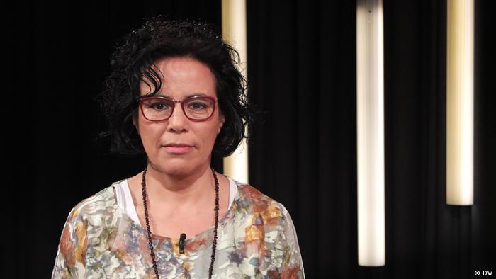 Moira Zuazo, politóloga boliviana, investigadora asociada de la Universidad Libre (FU) de Berlín.