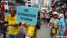 Mein Hongkong – Videotagebuch eines Aufstands - Feature-Nr.: 10591