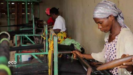 Eco Africa Sendung Nummer 186   Burkina Faso Kunststoff
