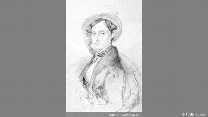 Johann Moritz Rugendas | Porträt von Carmen Arriagada (Public Domain)