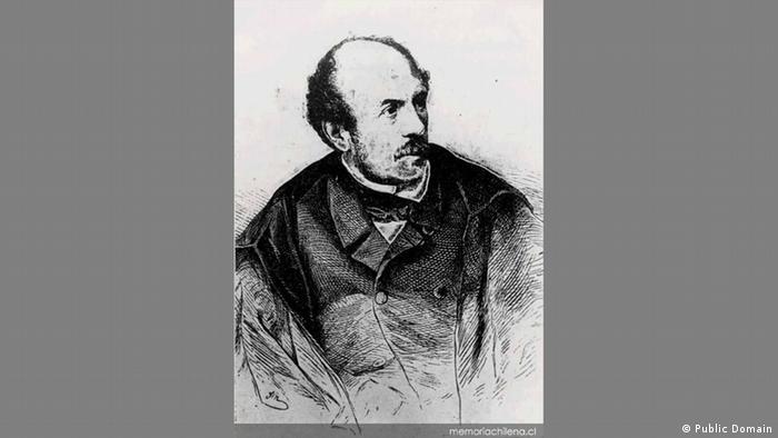 Johann Moritz Rugendas | Selbstportät Rugendas als Erwachsener (Public Domain)