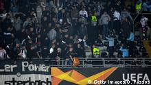 UEFA Europa League Vitoria Guimaraes - Eintracht Frankfurt (Getty Images/O. Passos)