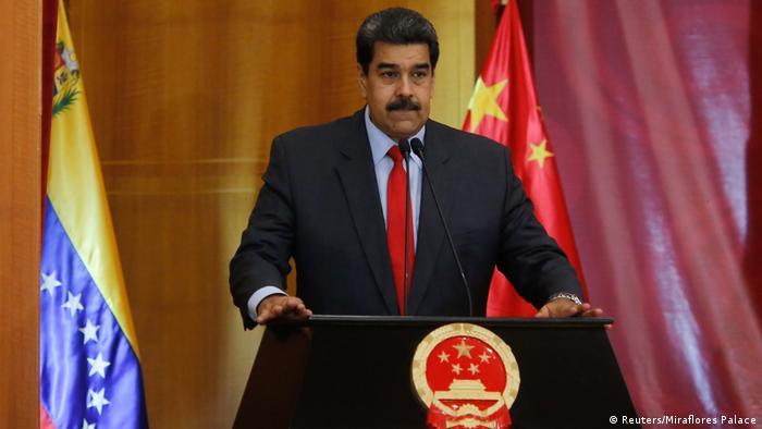 Venezuela gewinnt Sitz im UN-Menschenrechtsrat (Reuters/Miraflores Palace)