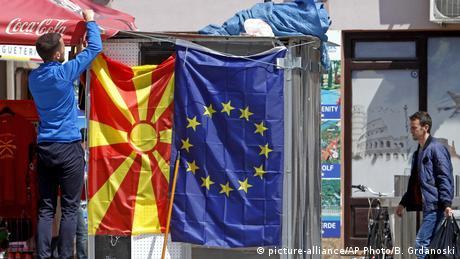 Απογοήτευση στη Βόρεια Μακεδονία από τη στάση της ΕΕ