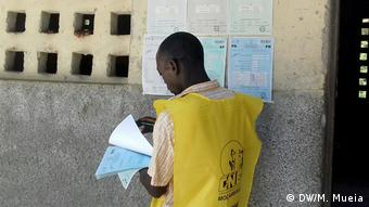 Mosambik Quelimane Wahlergebnisse