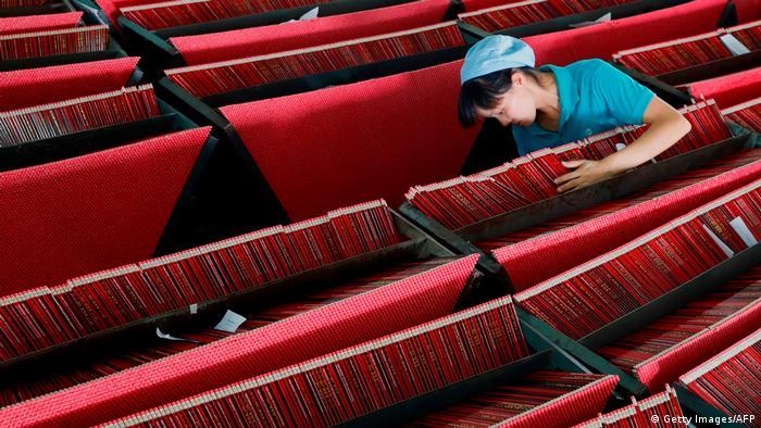 China Sihong Stiftproduktion