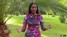 DW Eco Africa l Moderatorin Sandrah Twinoburyo