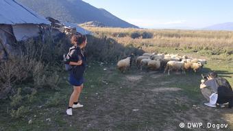 DW Balkan Booster Projekt l Region des Prespa-Sees