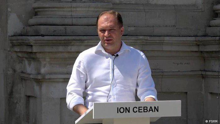 Ion Ceban, PSRM
