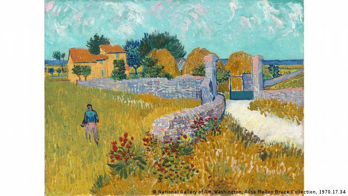 Los Alemanes También Adoran A Vincent Van Gogh Cultura