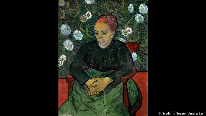 Porträt der Augustine Roulin (Stedelijk Museum Amsterdam)