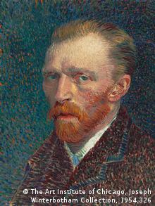 Selbstporträt Vincent van Goghs von 1887