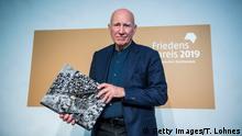 Frankfurter Buchmesse 2019 | Sebastião Salgado, Friedenspreis des Deutschen Buchhandels