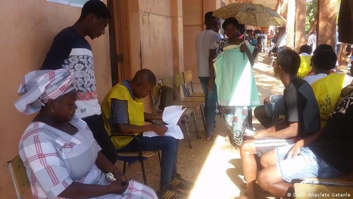 Mosambik Wahlergebnisse in Pemba, Cabo Delgado