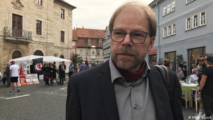 Pastor Dirk Vogel
