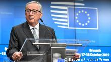 Brüssel   Zweiter Tag des EU Gipfel   Jean-Claude Juncker