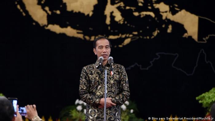 Indonesien l Treffen des Ministerrats in Jakarta