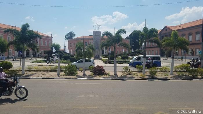 Presidente angolano já passou pela cidade do Cuíto