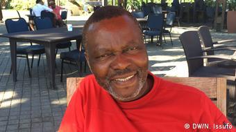 Guilherme Mbilana Wahlrechtsexperte in Mosambik
