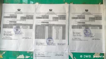 Mosambik FRELIMO Wahlsieg in Chimoio