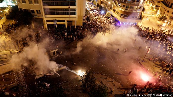 Libanon Protest