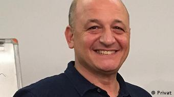 Çağ Üniversitesi öğretim üyesi Murat Koç