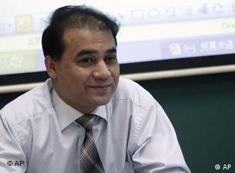China Uiguren Wirtschaftswissenschaftler Ilham Tohti in Peking