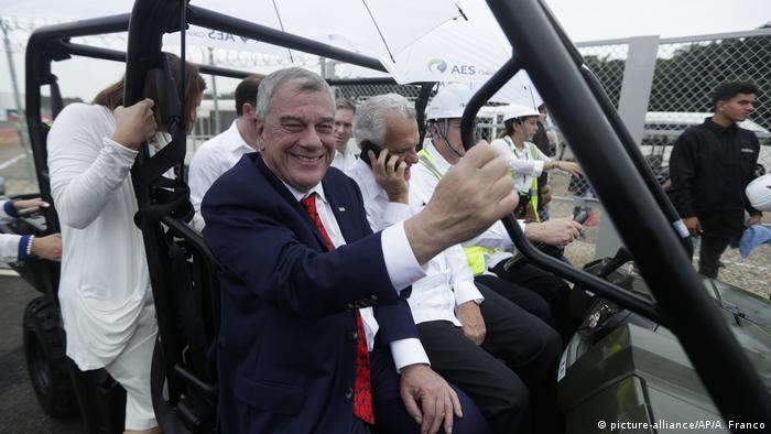 Panama, Colon: Einsatzbeginn des Flüssiggas-Hub-Terminals