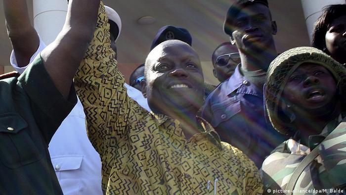 Jose Mario Vaz gewinnt die Präsidentschaftswahlen in Guinea-Bissau
