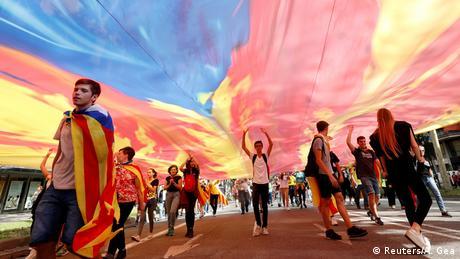 """""""Λάθος η εικόνα των ισπανικών μίντια για την Καταλονία"""""""