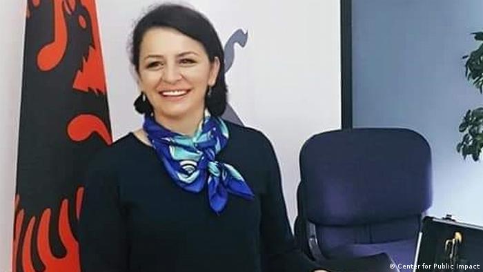 Albanien Edlira Gjoni Center for Public Impact Tirana