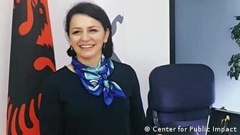 Albanien Edlira Gjoni Center for Public Impact Tirana (Center for Public Impact)