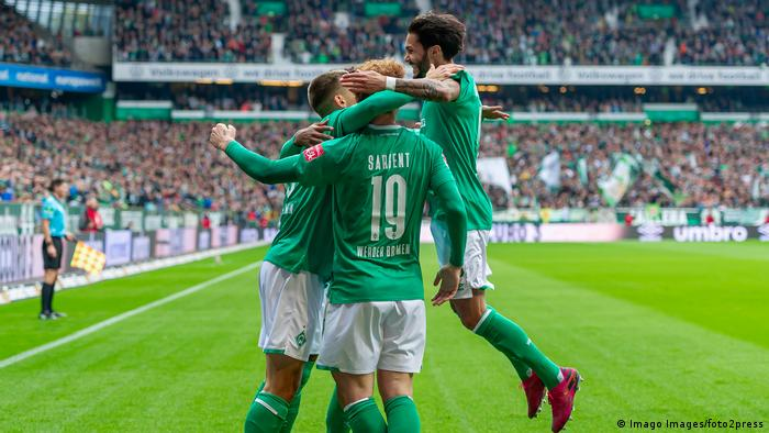 Bundesliga | Werder Bremen vs Hertha (Imago Images/foto2press)