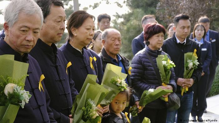 China Peking | Grab von Zhao Ziyang, verstorbener Generalsekretär der Kommunistischen Partei Chinas