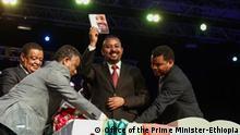 Äthiopien Addis Abeba | Premierminister Äthiopien Abiy Ahmed veröffentlich Buch zu seiner Ideologie