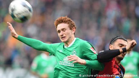 Bundesliga | Werder Bremen - Hertha BSC (picture-alliance/dpa/dpa/C. Jaspersen)