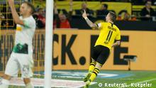 Bundesliga Borussia Dortmund v Borussia Mönchengladbach   Tor Reus