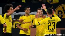 Bundesliga Borussia Dortmund v Borussia Mönchengladbach | Jubel