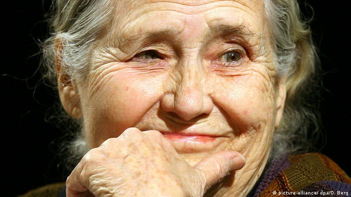 Doris Lessing (picture-alliance/ dpa/O. Berg)